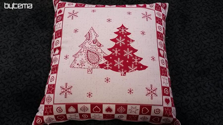 Weihnachten dekokissen weihnachtsbaum ii natur bytema - Dekokissen weihnachten ...