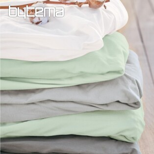 Jersey-Bettlaken BAMBOO - BIO COTTON