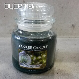 Kerze YANKEE CANDLE Duft THE PERFECT TREE