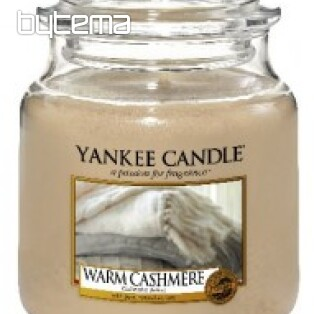 Kerze YANKEE CANDLE Duft WARM CASHMERE